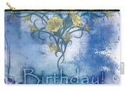 Happy Birthday - Card Design Carry-all Pouch