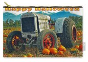 Happy Halloween Card Carry-all Pouch