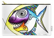 Happy Happy Fish Carry-all Pouch