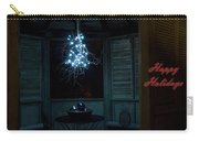 Happy Holiday Lights Carry-all Pouch