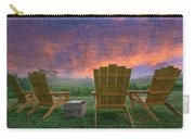 Happy Hour Carry-all Pouch by Debra and Dave Vanderlaan