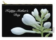 Happy Mothers Day Hosta Carry-all Pouch