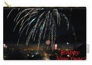 Happy New Year Card Carry-all Pouch