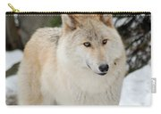 Happy Wolf Carry-all Pouch