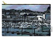 Harbor At Torquay Carry-all Pouch