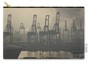 Harbor Cranes Carry-all Pouch