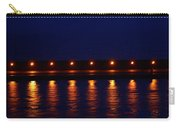 Harbor Lights Reflected Carry-all Pouch