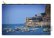 Harbor - North Coast Of Spain Carry-all Pouch