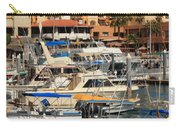 Harbor Waterfront In Cabo San Lucas Carry-all Pouch
