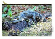 Hard Day In The Swamp - Digital Art Carry-all Pouch