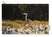 Hard Rock Heron Carry-all Pouch