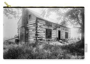Hardscrabble Cabin, C1890 Carry-all Pouch