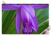 Hardy Orchid 1 Carry-all Pouch