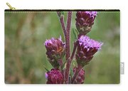 Harebell Buds Carry-all Pouch