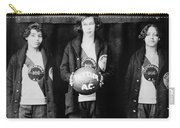 Harlem: Basketball, 1924 Carry-all Pouch