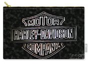 Harley Sign Carry-all Pouch