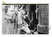 Harold Lloyd (1889-1971) Carry-all Pouch