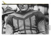 Harold (red) Grange Carry-all Pouch