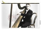 Harp Player Carry-all Pouch