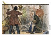 Harpers Ferry, 1859 Carry-all Pouch by Granger