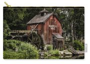 Harpers Mill Carry-all Pouch