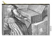 Harpsichord, 1723 Carry-all Pouch