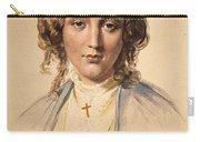 Harriet Beecher Stowe Carry-all Pouch