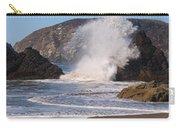 Harris Beach Sprayed Carry-all Pouch