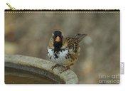 Harris's Sparrow Carry-all Pouch