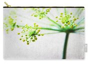 Harvest Starburst 2 Carry-all Pouch by Linda Woods