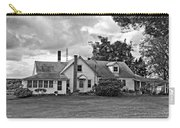 Harvest Time In Pennsylvania Monochrome Carry-all Pouch