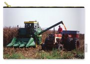 Harvesting Corn Carry-all Pouch