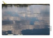 Haukkajarvi Water Lilies Carry-all Pouch