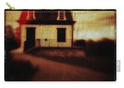Haunted Lighthouse Carry-all Pouch by Edward Fielding