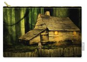 Haunted Shack Carry-all Pouch