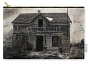 Haunting East Carry-all Pouch by Empty Wall