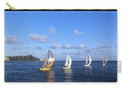 Hawaii Sailboats Carry-all Pouch