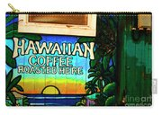 Hawaiian Coffee Carry-all Pouch