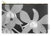 Hawaiian Floral Detail Carry-all Pouch