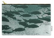 Hawaiian Goatfish School Carry-all Pouch