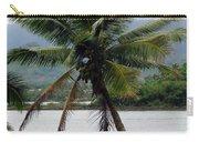 Hawaiian Palm Carry-all Pouch