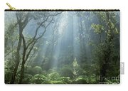 Hawaiian Rainforest Carry-all Pouch by Gregory Dimijian MD