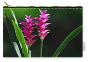 Hawaiin Pink Ginger Carry-all Pouch