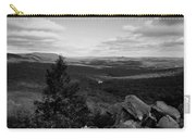Hawk Mountain Sanctuary Bw Carry-all Pouch