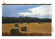 Hay Bails Carry-all Pouch