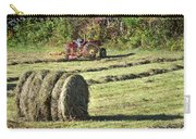 Hay Bale And Tractor Carry-all Pouch