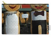 Hay Bale Wedding Carry-all Pouch
