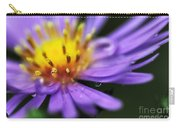 Hazy Daisy... With Droplets Carry-all Pouch