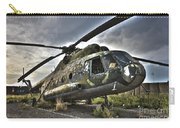 Hdr Image Of An Afghanistan National Carry-all Pouch