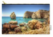 Hdr Rocky Coast Carry-all Pouch